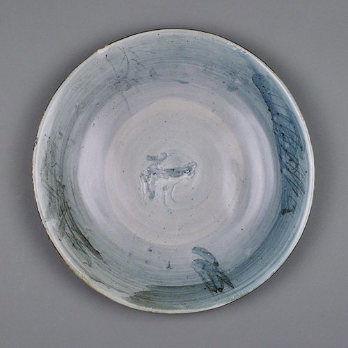 Dish with 'Frog', circa 1960