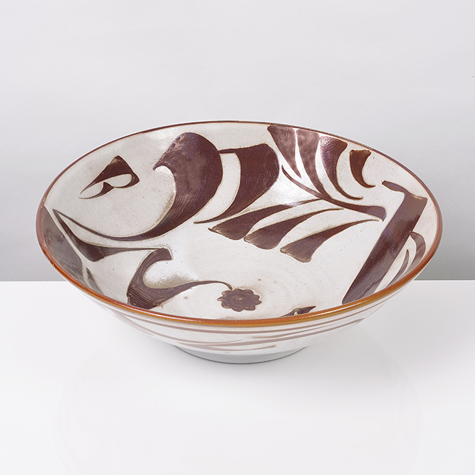 Dark Red Bowl, 2006