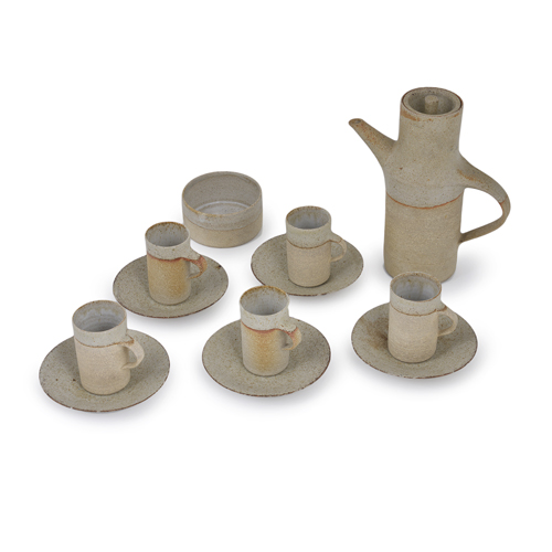 Coffee Set, circa 1975