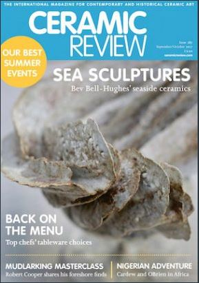 Marijke Varrall-Jones in Ceramic Review's Auction Eye (1)