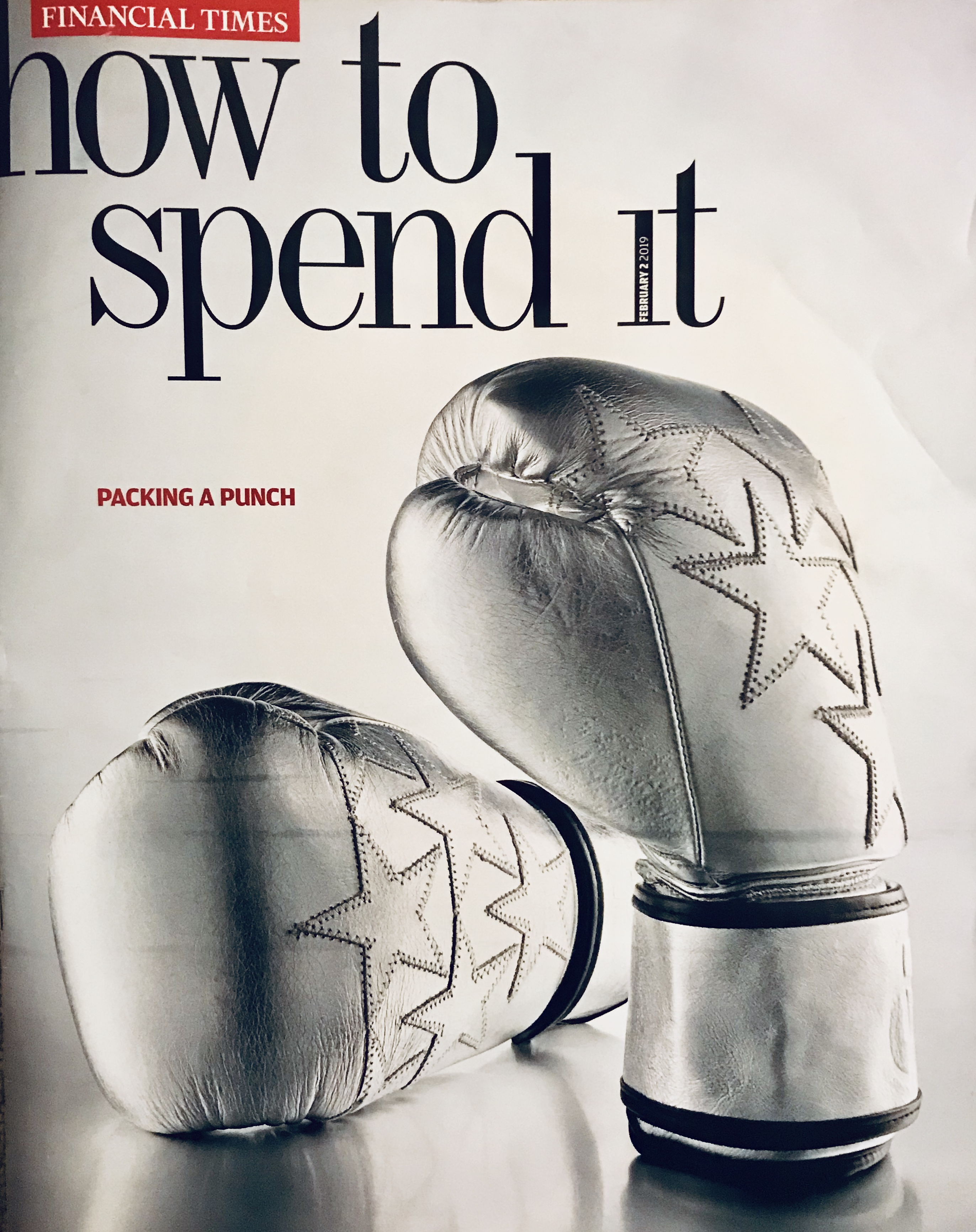 How to Spend It | Financial Times Weekend