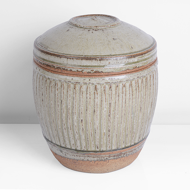 Lidded Jar (1)
